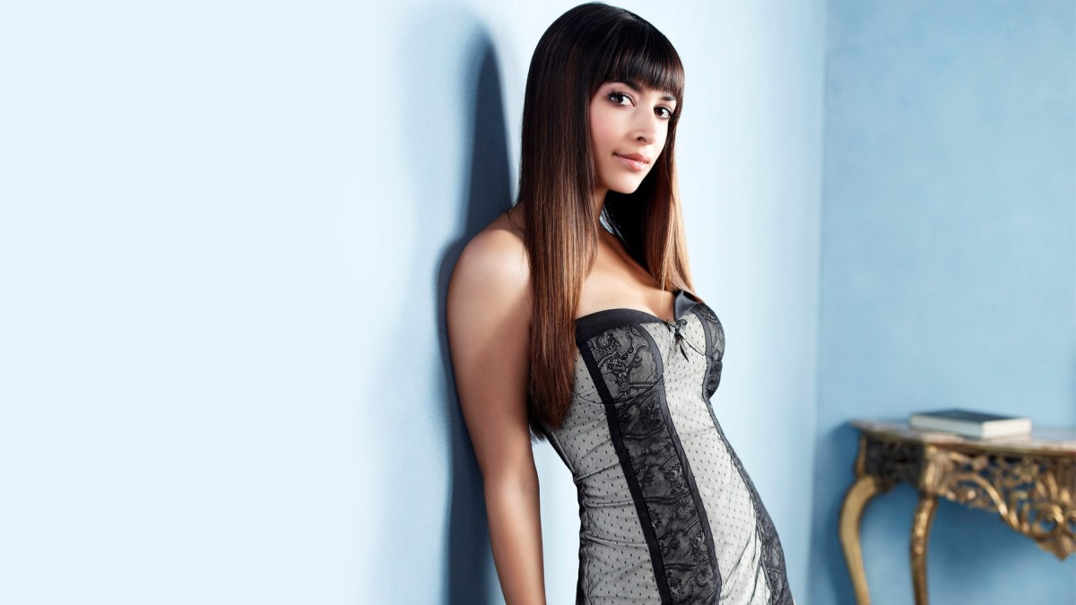 Interview: Hannah Simone for Open Magazine