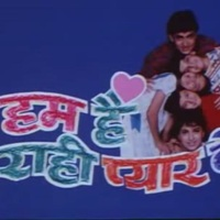 Movie Recommendation: Hum Hain Rahi Pyar Ke (1993)