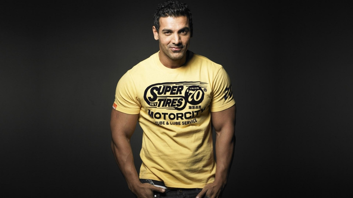 Interview: John Abraham #OpenMagazine #Film