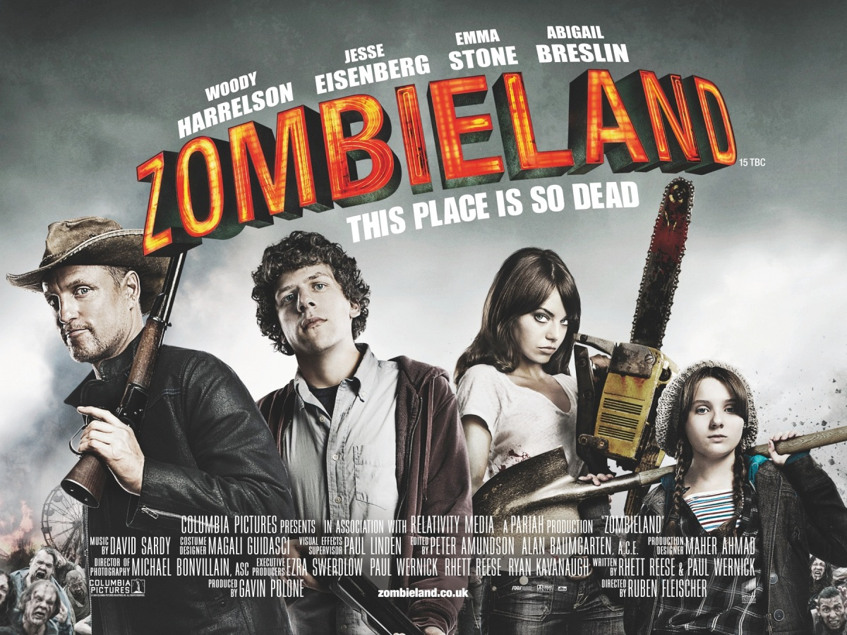 Movie Recommendation: Zombieland (2009)