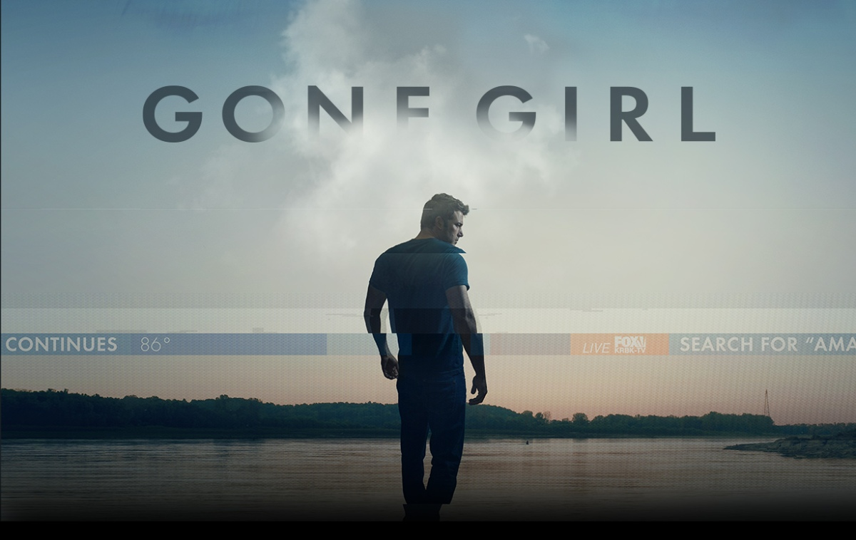 Dark. Twisted. Funny. Fucked Up. Gone Girl. #Review #GoneGirl