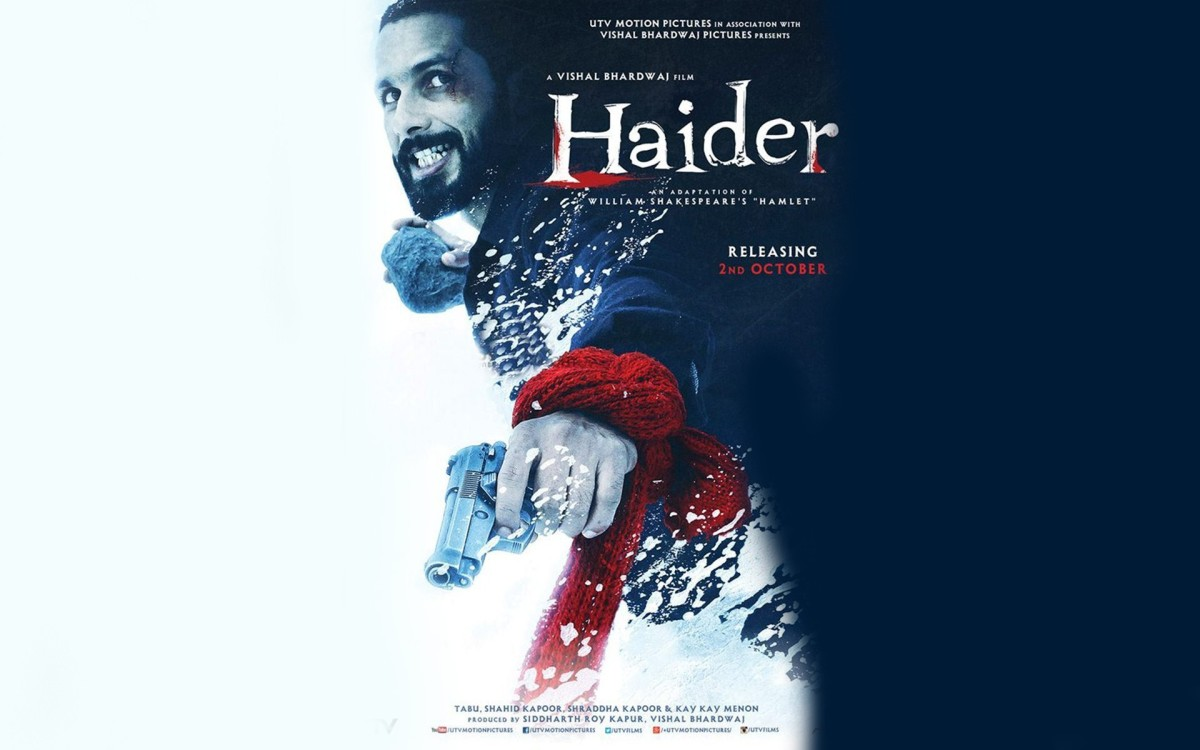 Haider is Vishal Bharadwaj's inteqaam on Salman Khan's cinema #MovieReview #Haider #SPOILERS