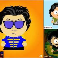 THE ORIGIN OF BOLLYWOOD SOUTH PARK #THEJUICE