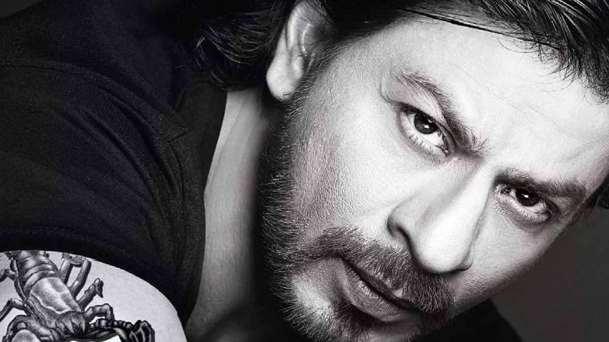 THE SRK INTERVIEW #OPENMAGAZINE #SRK #QNA