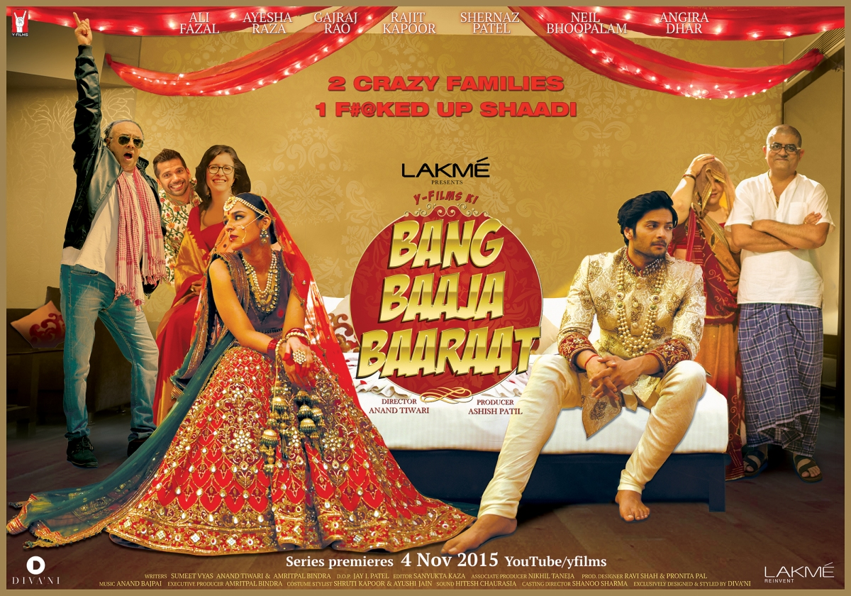 BANG BAAJA BAARAAT #YFILMS #ASSOCIATEPRODUCER #WEBSERIES