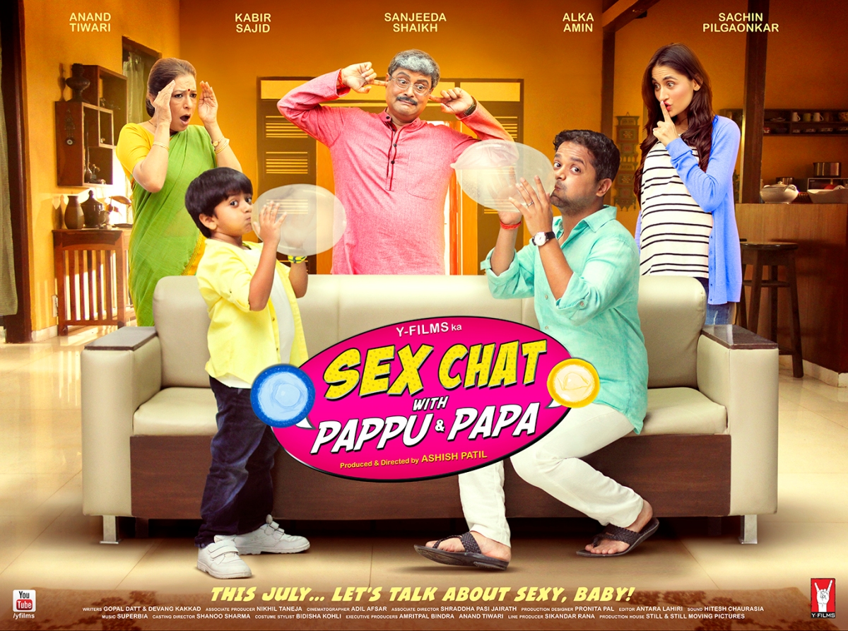 SEX CHAT WITH PAPPU AND PAPA #YFILMS #ASSOCIATEPRODUCER #WEBSERIES