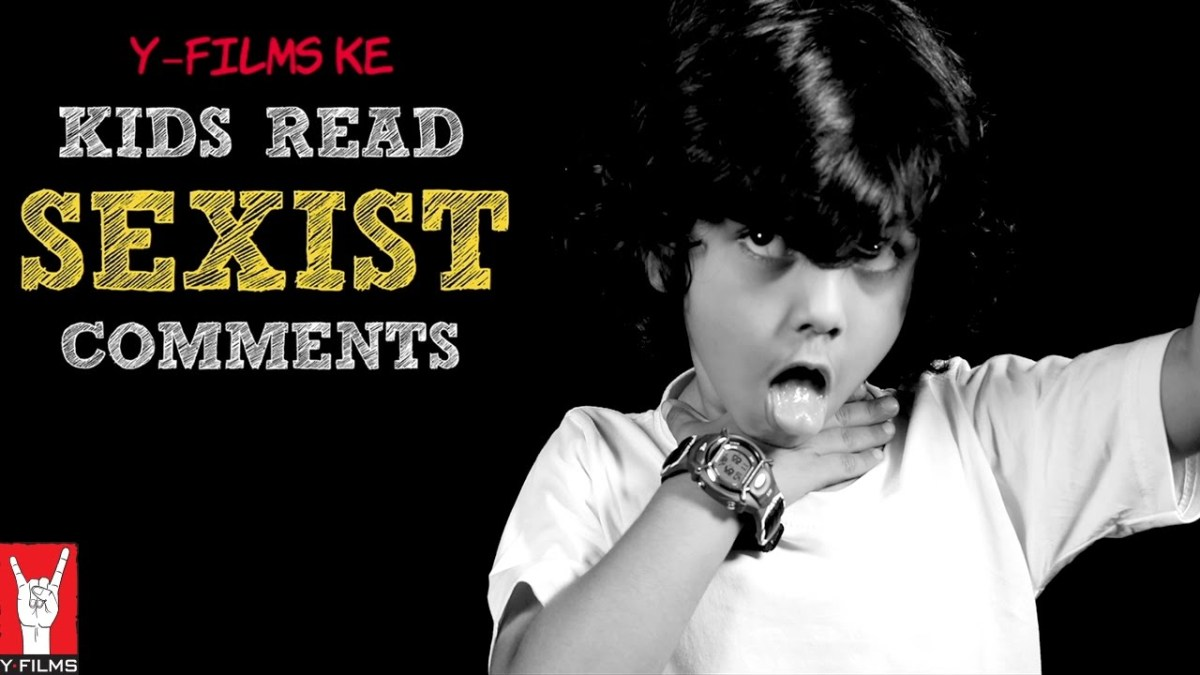 Directorial Debut: Kids Read Sexist Comments #DontGrowUp #BigShorts #IndiaToday #YFilms